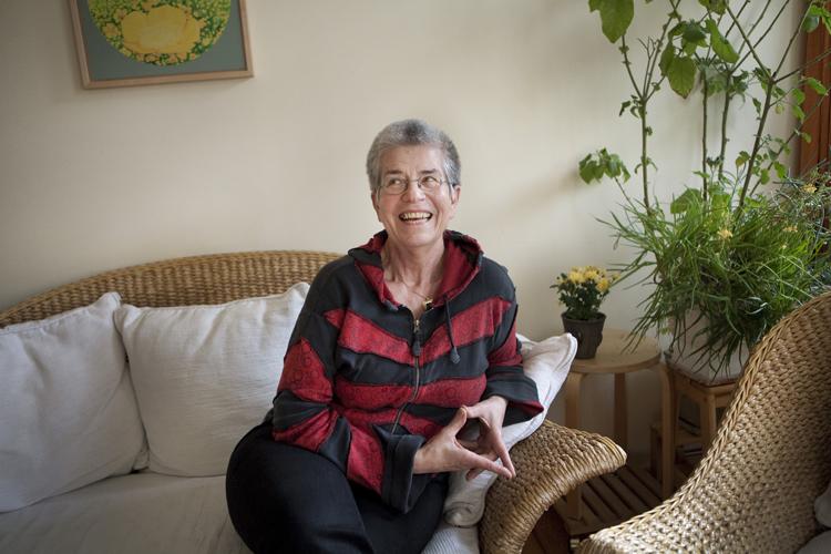 Elke Schilling (69) – former Au-Pair granny in Cairo