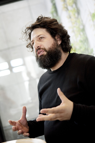 Juan A. Gaitán – curator of the 8th Berlin Biennale for Contemporary Art