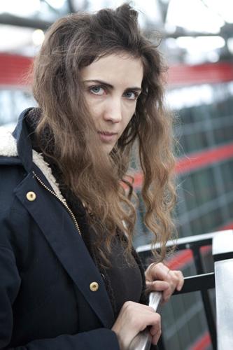 Katharina Rivilis, Directing Student of DffB