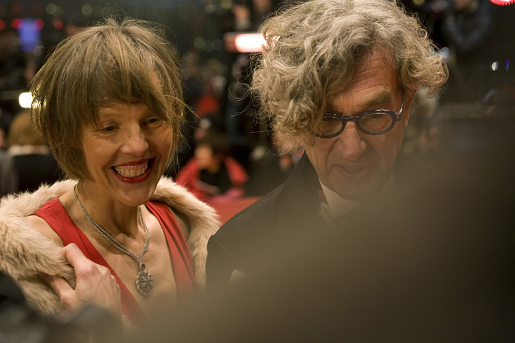 Red Carpet Reception - Photographer Donata Wenders & Film Director Wim Wenders