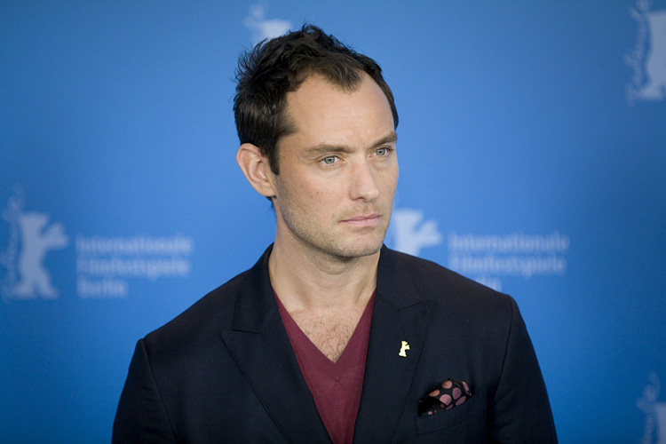 Photo Call - 'Side Effects', Actor Jude Law