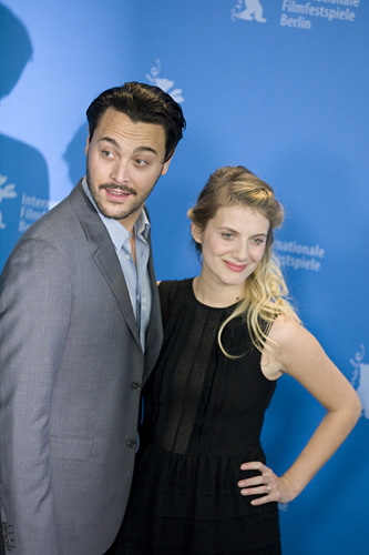 Photo Call - 'Night Train to Lisbon', Actors Jack Huston & Mélanie Laurent