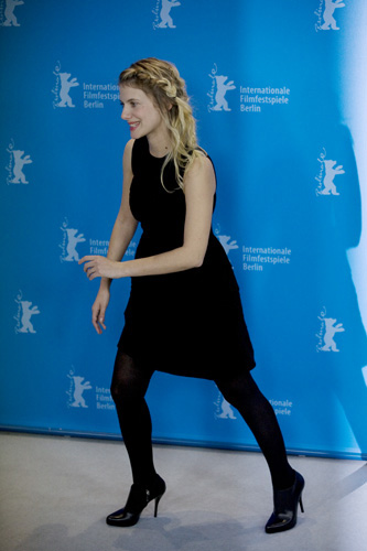 Photo Call - 'Night Train to Lisbon', Actress Mélanie Laurent