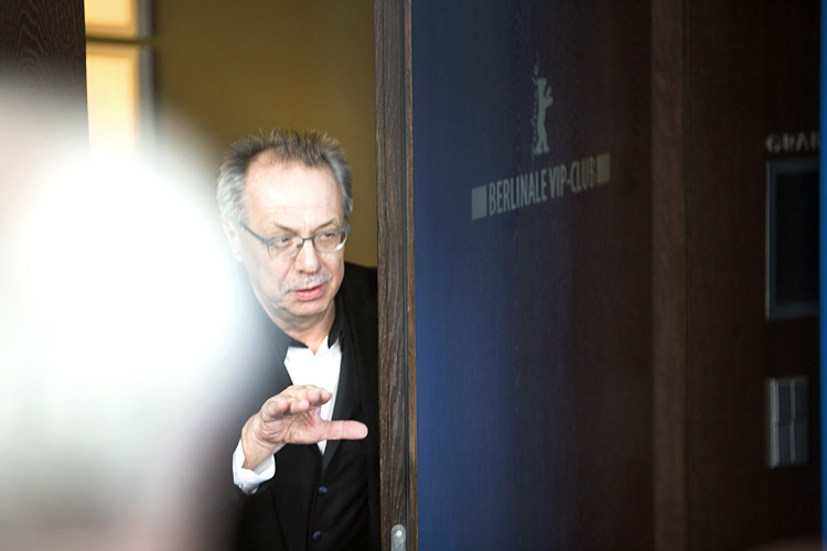 Photo Call - Dieter Kosslick, Intendant of Berlinale