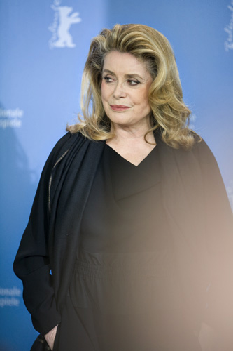 Photo Call - 'On My Way', Actress Catherine Deneuve