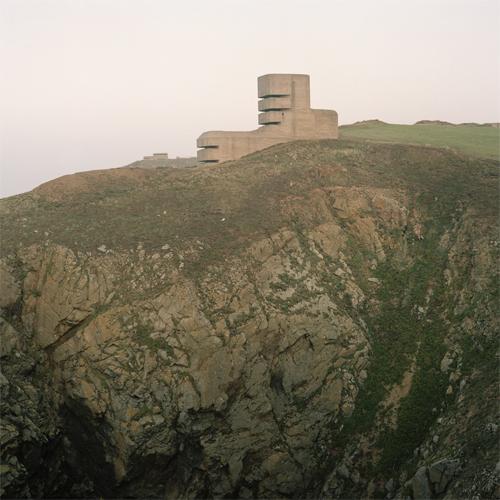 Base Pleinmont, Guernsey Island Ð Atlantic wall 2008