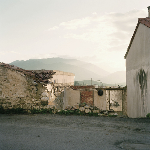 Distomo, Greece 2008