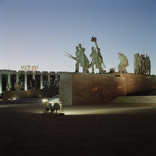 Hero City Leningrad, Operation Barbarossa - Russia 2008